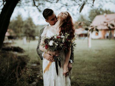 Dominika&Krzysztof - Plener w dniu ślubu